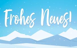 Unser Neujahrskracher!