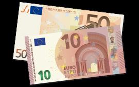 Barprämie 60 €