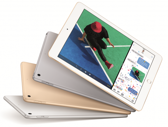 Apple iPad mit 128 GB Speicher